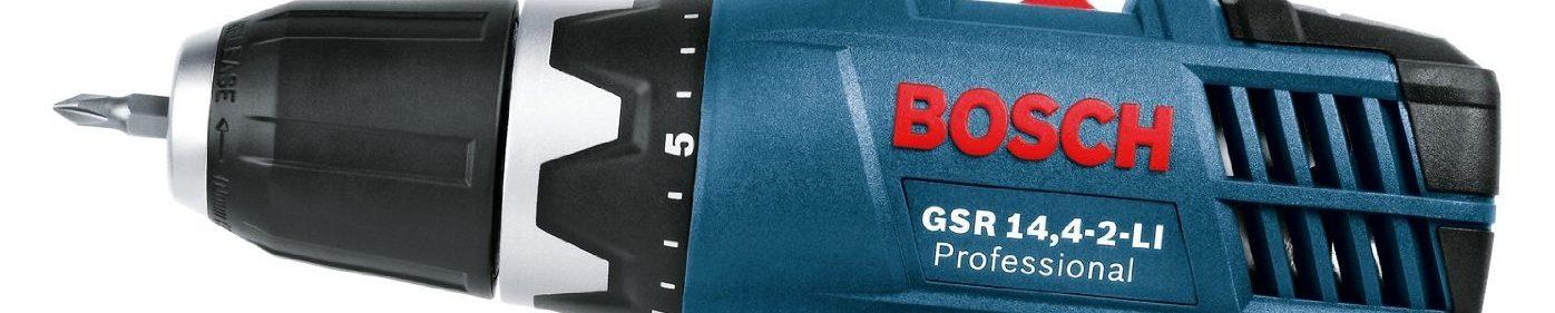 Relativ Bosch Akkuschrauber Grün vs. Blau - Was du wissen solltest... PM11