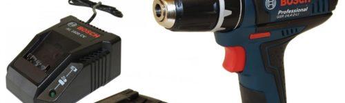 Bosch Akkuschrauber  GSR14,4-2-LI 3 x 1,5 Ah L-Boxx 0615990FD6 [Energieklasse A]2