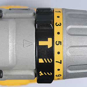 Akkubohrer - Akkuschrauber - Die Kupplung