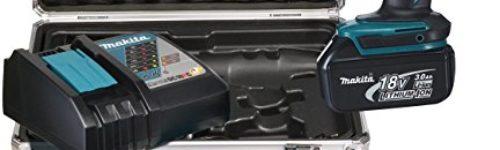 Makita Akku-Schlagbohrschrauber 2 x 18V 3Std. 96-tlg. Zubehörset DHP453RFX2 – Akkuschrauber kaufen