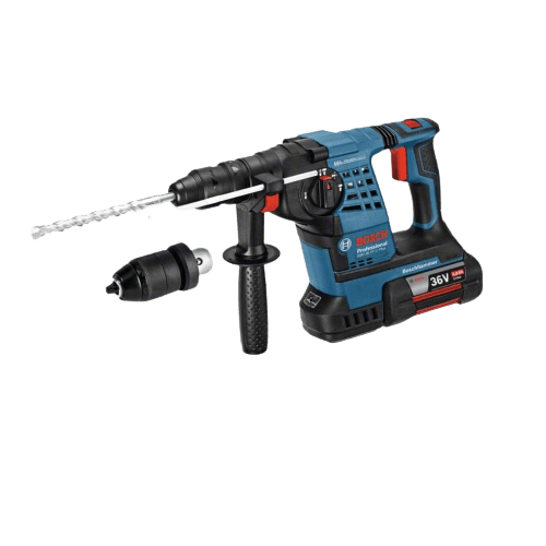Akku-Bohrhammer GBH 36 VF-LI Plus