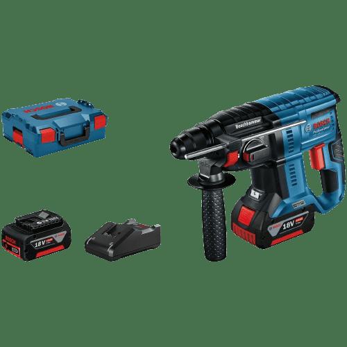 Bosch Akku-Bohrhammer GBH 18V-21