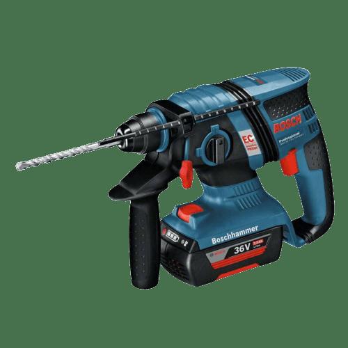 Bosch Akku-Bohrhammer GBH 36 V-EC Compact