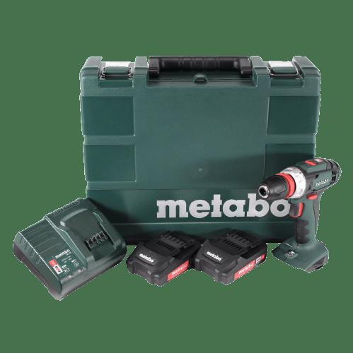 Metabo BS 18 Quick Akku Bohrschrauber 18V